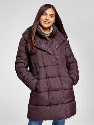 Пальто фиолетовое   5571082