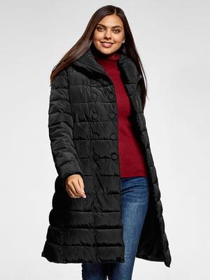 Пальто черное   5571085