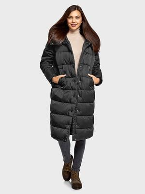 Пальто черное   5571088