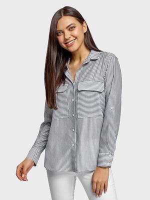 Блуза в полоску | 5571109