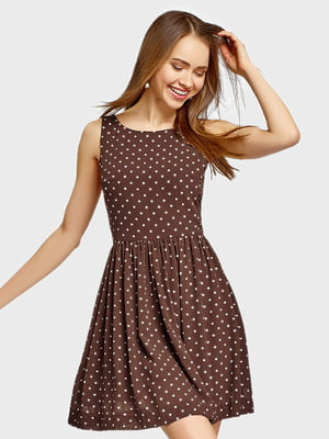 Сукня коричнева | 5571160