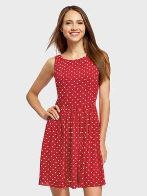 Платье красное | 5571161