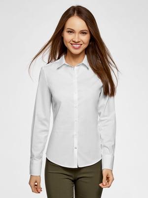 Рубашка белая   5571228