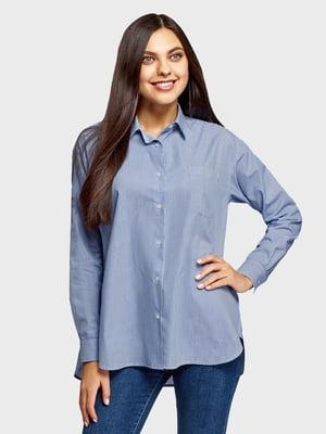 Блуза в смужку | 5571234