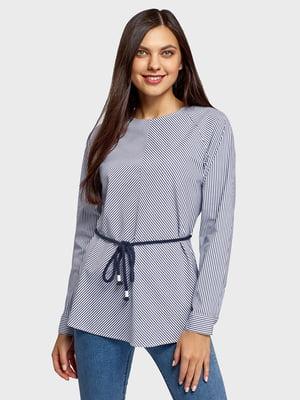 Блуза в полоску | 5571237
