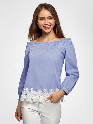 Блуза клетчатая | 5571238