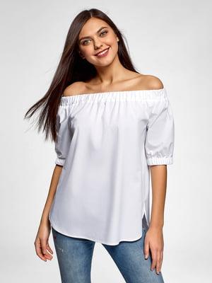 Блуза белая | 5571239
