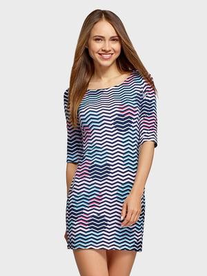 Платье в полоску | 5571266