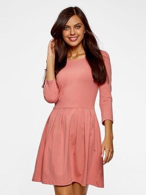 Платье розовое | 5571287