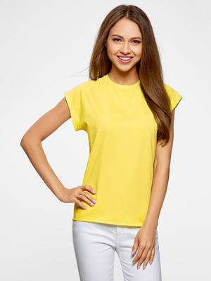 Футболка жовта | 5571365