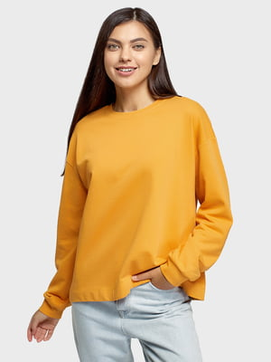 Світшот жовтий | 5571399