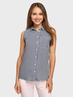 Блуза в полоску | 5571402