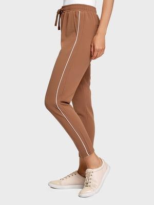 Штани коричневі | 5571441