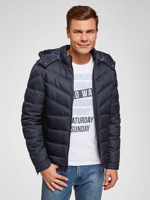 Куртка синяя | 5571483