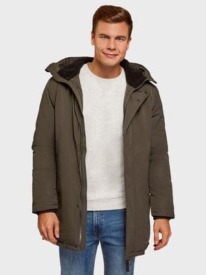 Куртка цвета хаки | 5571487