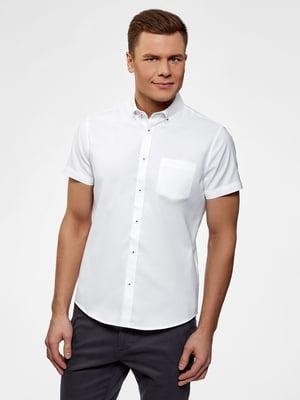 Рубашка белая | 5571649