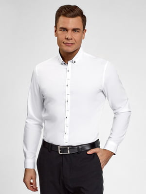 Рубашка белая | 5571666