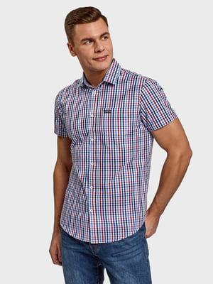 Рубашка клетчатая | 5571679