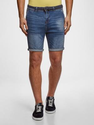 Шорти сині джинсові | 5571977