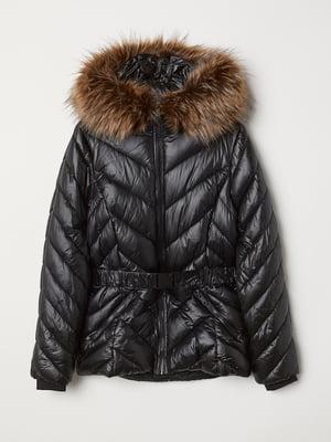 Куртка чорна | 5573739