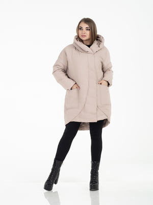 Куртка бежевая   5573807