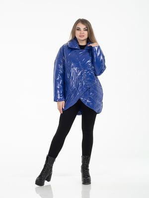 Куртка цвета электрик | 5573833