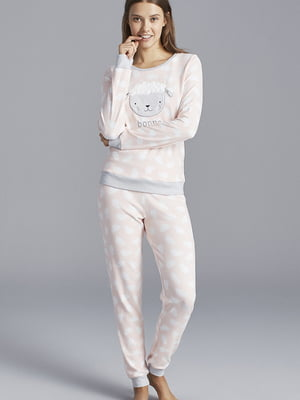 Пижама: свитшот и брюки | 5295921