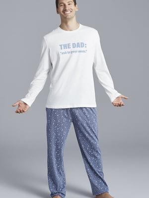 Пижама: лонгслив и брюки | 5573660