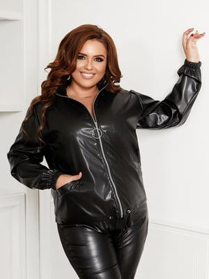 Куртка чорна | 5573848