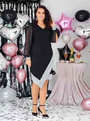 Платье черное | 5574208