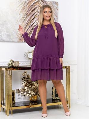 Платье цвета фуксии   5574139