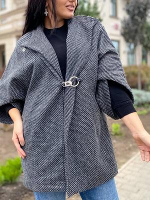 Пальто серое | 5573987
