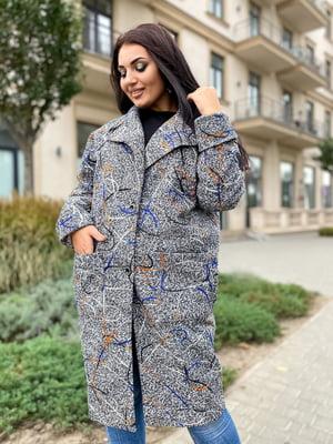 Пальто серое | 5573997