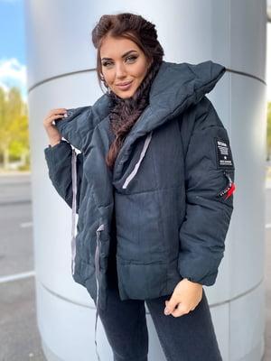 Куртка чорна | 5574004