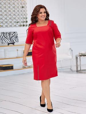 Сукня червона | 5574372
