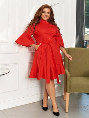 Сукня червона | 5574419