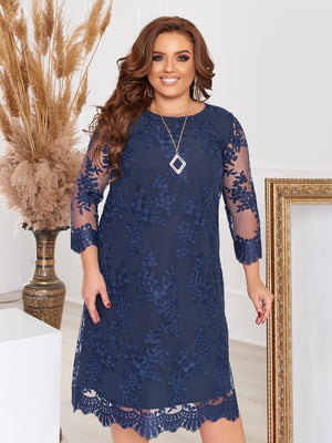 Сукня синя | 5574454