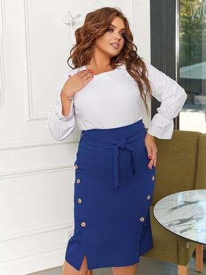 Костюм: спідниця і блуза   5574508