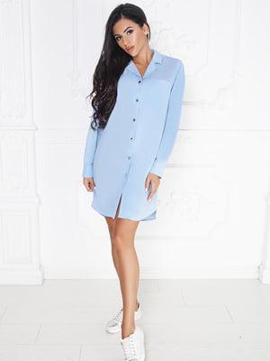 Сукня блакитна   5574638