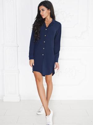 Сукня темно-синя   5574641
