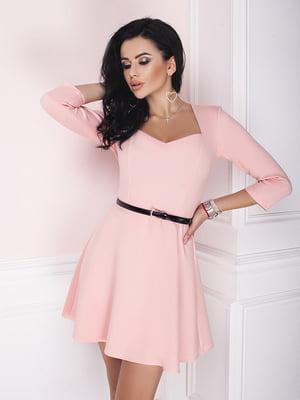 Сукня пудрового кольору    5574648