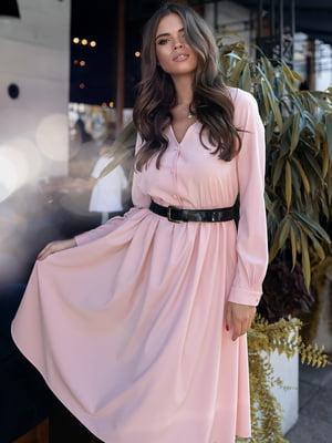 Сукня пудрового кольору    5574651