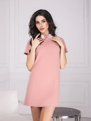 Сукня пудрового кольору  | 5574653