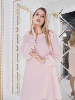 Сукня пудрового кольору    5574685