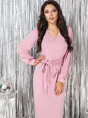 Сукня пудрового кольору  | 5574755