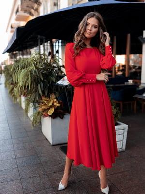 Сукня червона   5574794