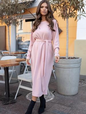 Сукня пудрового кольору  | 5574855