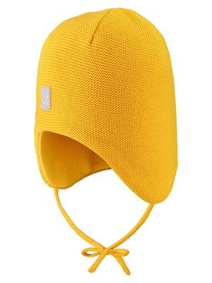 Шапка желтая | 5575363