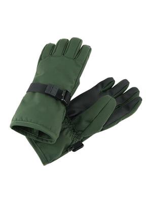 Перчатки зеленые | 5575465