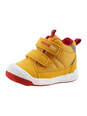 Ботинки желтые | 5575638